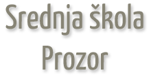 Srednja škola Prozor